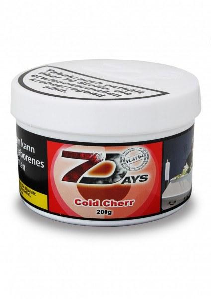 7 Days Tabak Platin 200g - Cold Cherr