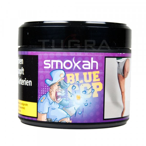 Smokah Tobacco 200g - Blue Cop