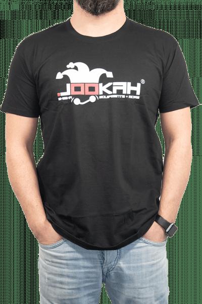 Jookah T-Shirt - Schwarz Gr. L
