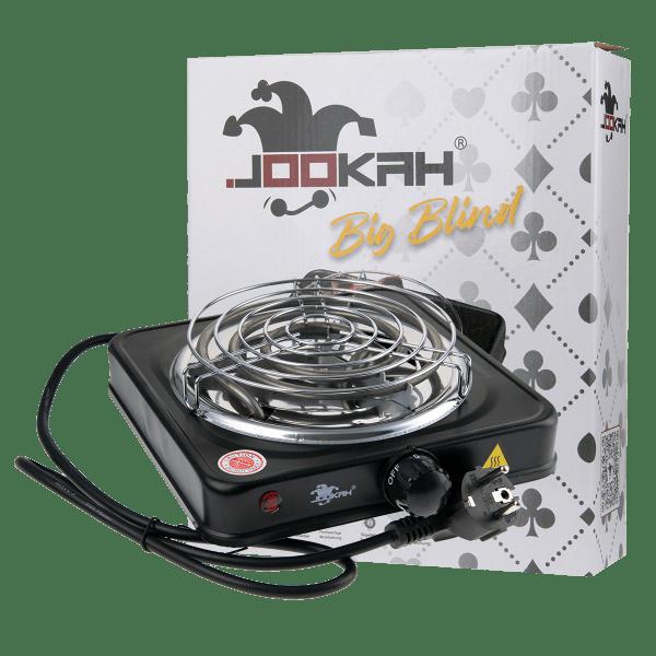 Jookah - Kohleanzünder 1000w mit Schutzgitter Big Blind