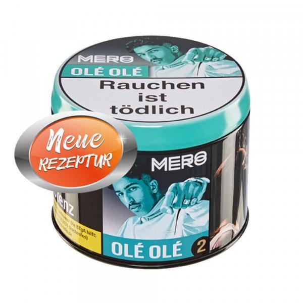 Mero Tobacco 200g - No.02 Ole Ole (Neue Rezeptur)