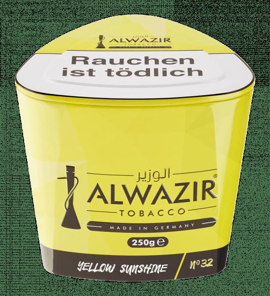 ALWAZIR 250g - No. 32 Yellow Sunshine