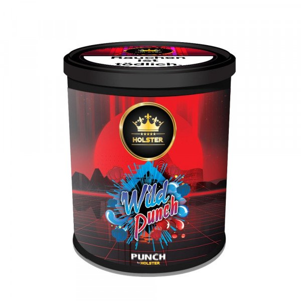 Holster Tabacco 200g - Wild Punch