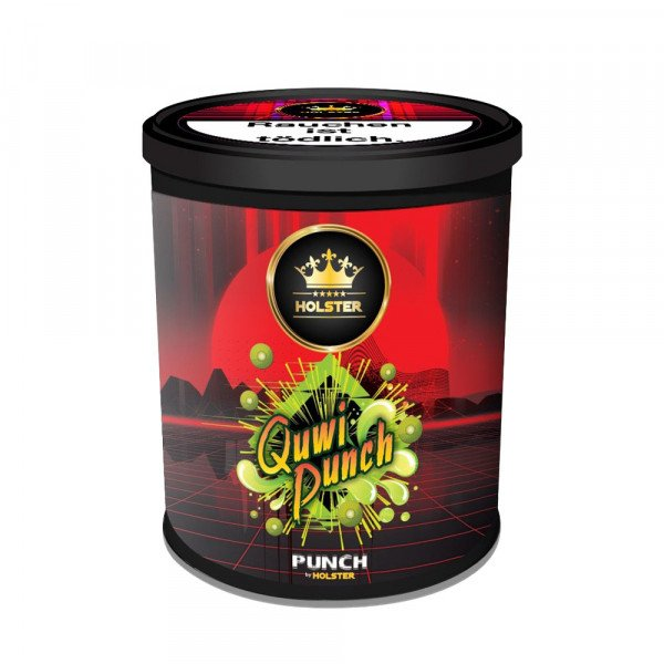 Holster Tabacco 1kg - Quwi Punch