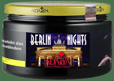 Adalya Tabak 200g - Berlin Nights