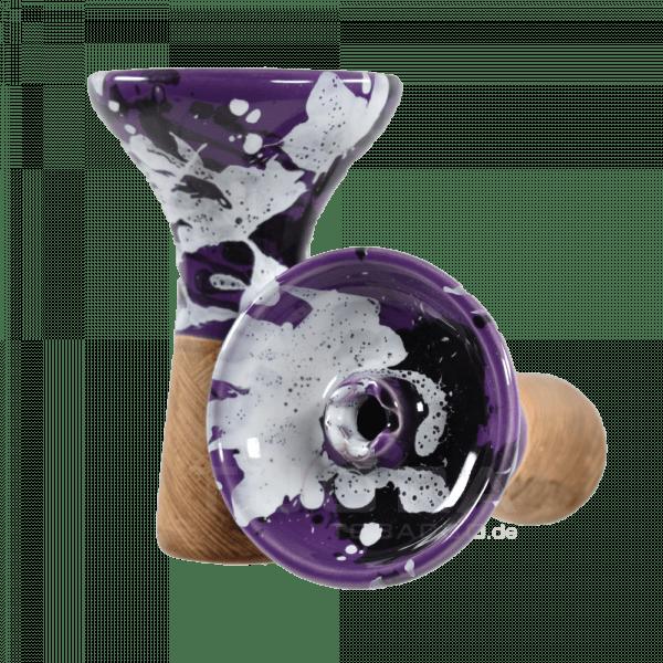 Moon X Zomo Phunnel Violet Dot