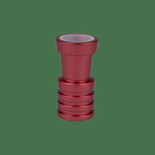 Jookah - Schlauch Adapter Rot matt