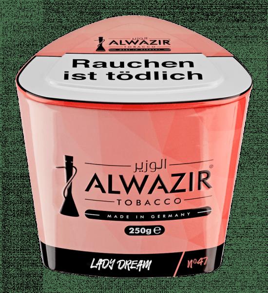 ALWAZIR 250g - No. 47 Lady Dream