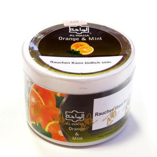 Al Waha - Orange & Mint 200g Dose