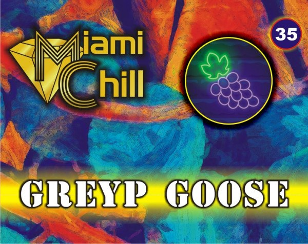 Miami Chill 200g - 035 Greyp Goose