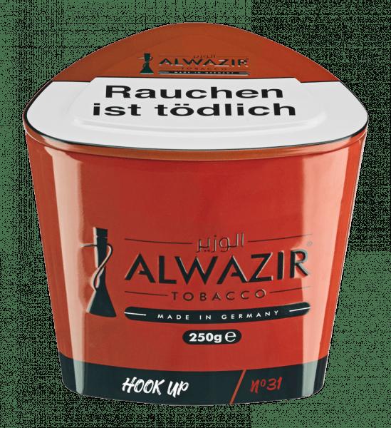 ALWAZIR 250g - No. 31 Hook Up