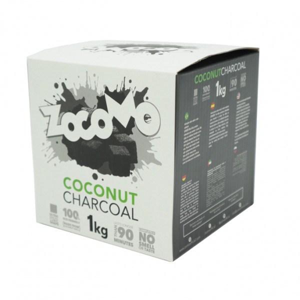 ZoCoMo Naturkohle C26 - 1KG