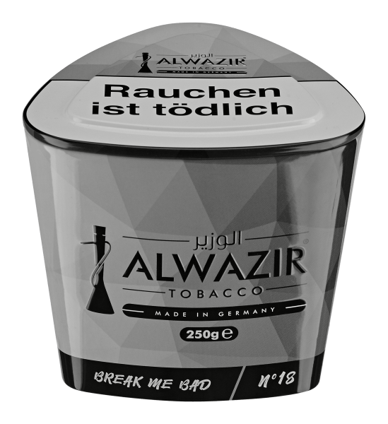 ALWAZIR 250g - No. 18 Break Me Bad