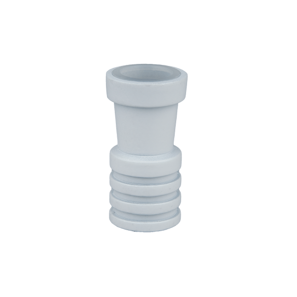 Jookah - Schlauch Adapter Weiß matt