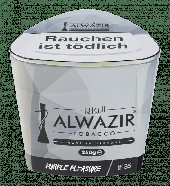 ALWAZIR 250g - No. 35 Purple Pleasure