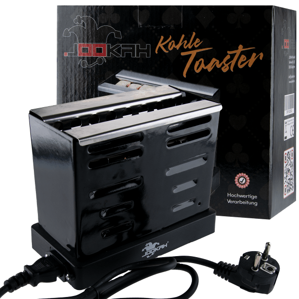Jookah - Kohleanzünder 800w Kohle Toaster