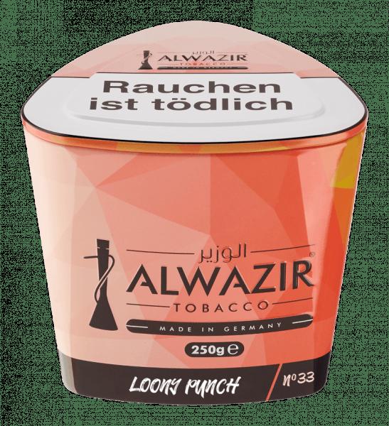 ALWAZIR 250g - No. 33 Loony Punch