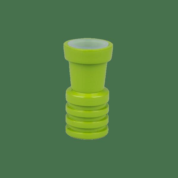 Jookah - Schlauch Adapter Grün