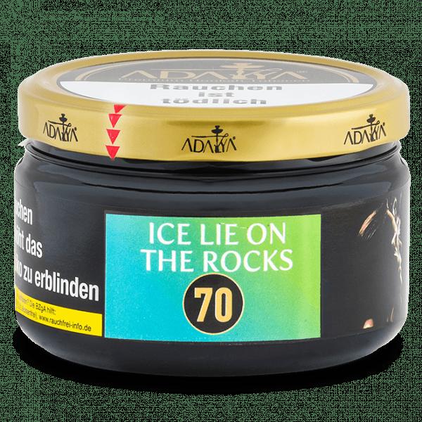 Adalya Tabak 200g - Ice Lie On The Rocks (70)