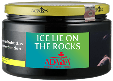 Adalya Tabak 200g - Ice Lie on the Rocks