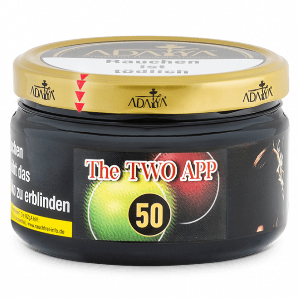 Adalya Tabak 200g - The Two App (50)