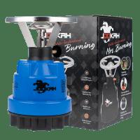 Jookah - Gas Kohleanzünder Mrs. Burning Blau