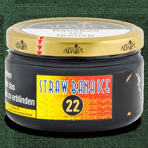 Adalya Tabak 200g - Straw Bana Ice (22)