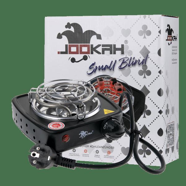 Jookah - Kohleanzünder 500w mit Schutzgitter Small Blind