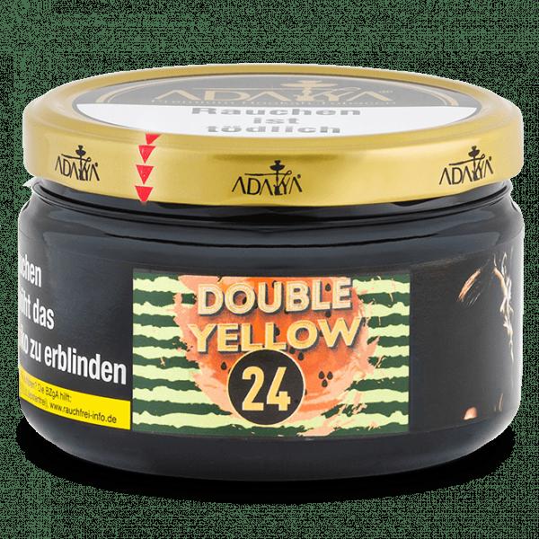 Adalya Tabak 200g - Double Yellow (24)