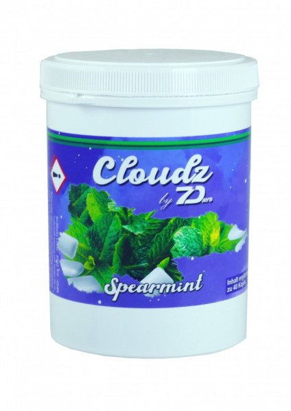 Cloudz by 7Days 500g - Spearmint
