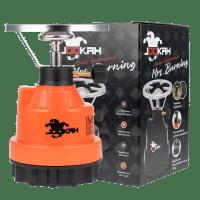 Jookah - Gas Kohleanzünder Mrs. Burning Orange