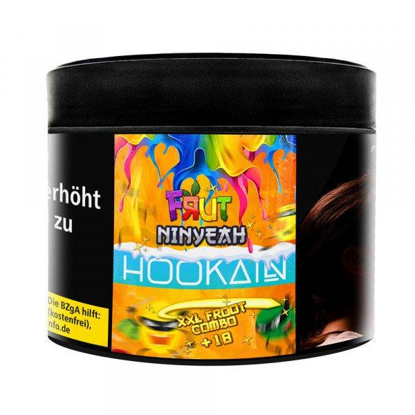 Hookain Tobacco 200g - Frut Ninyeah