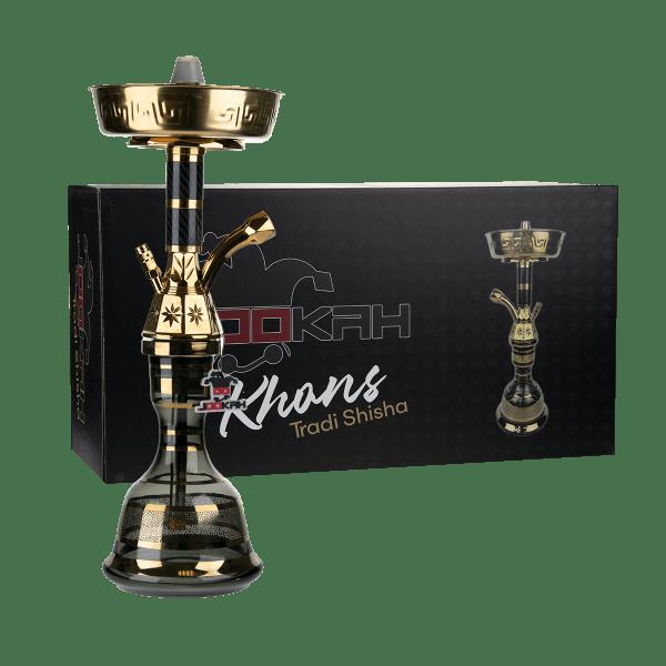 Jookah Tradi - Khons 03 Gold/Black
