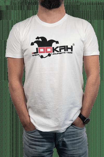 Jookah T-Shirt - Weiß Gr. XL