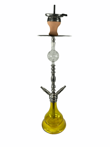 Papa Haram Shisha Modell06 - Yellow